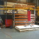 220KG 5M TWIN TUBE PANEL LIFTER