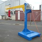 MOBILE BAG VACUUM LIFTER